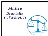 Maître Murielle CHABOUD