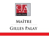 Cabinet C.J.A - Maître Gilles Palay